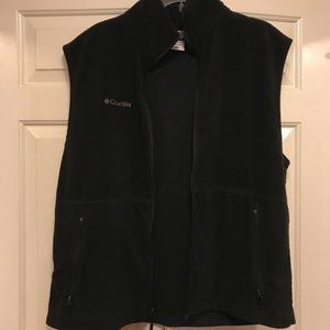 Columbia vest- Men's size L